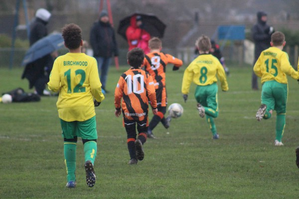 Under 11 Imps Vs Birchwood Colts